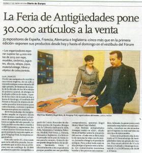 prensa Burgos