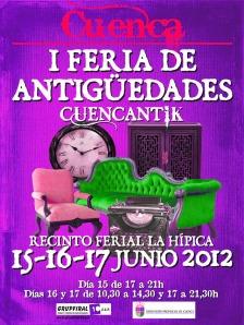 1 FERIA DE ANTIGUEDADES EN CUENCA, 2012